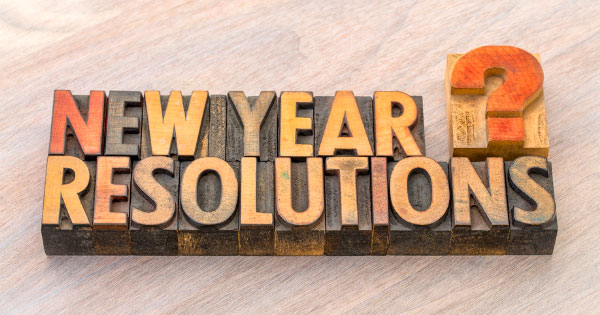 Sticking to Financial New Year's Resolutions