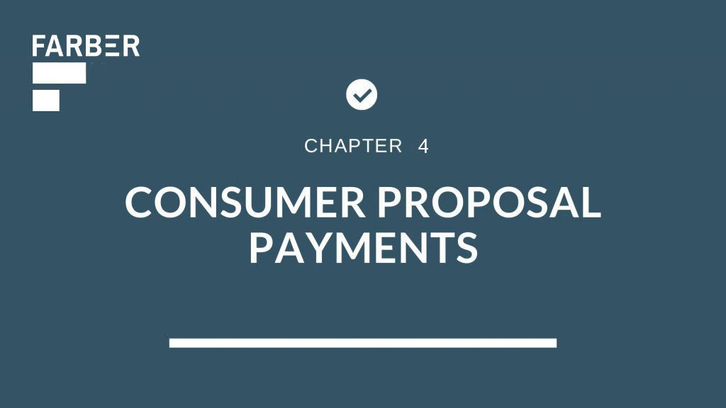Consumer-Proposal-Payments