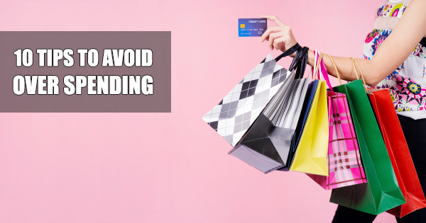 Tips to avoid overspending