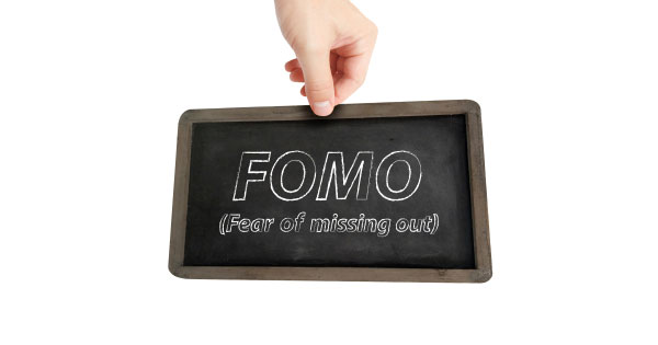 How FOMO Can Lead to Debt
