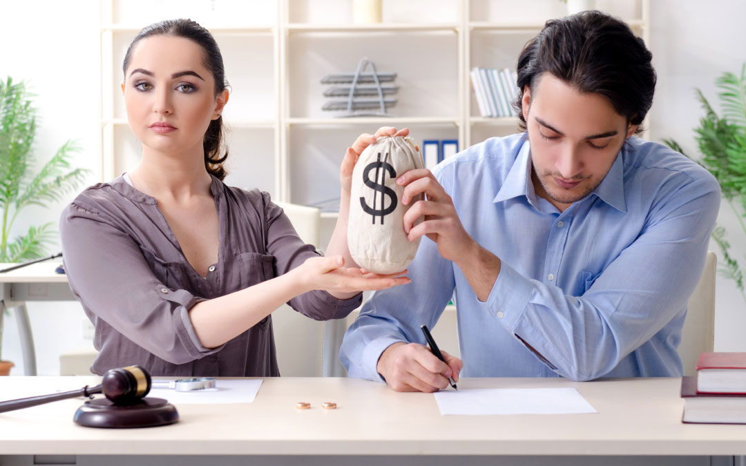 Dealing with Financial Problems After a Divorce