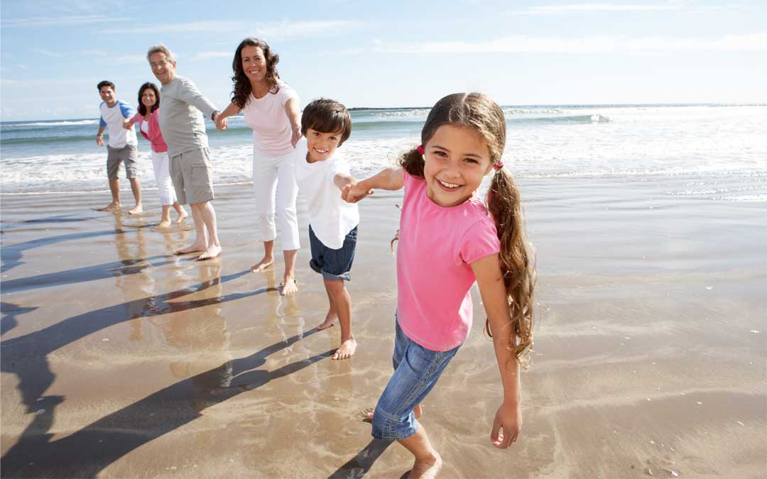 Affording a Family Vacation on Any Budget